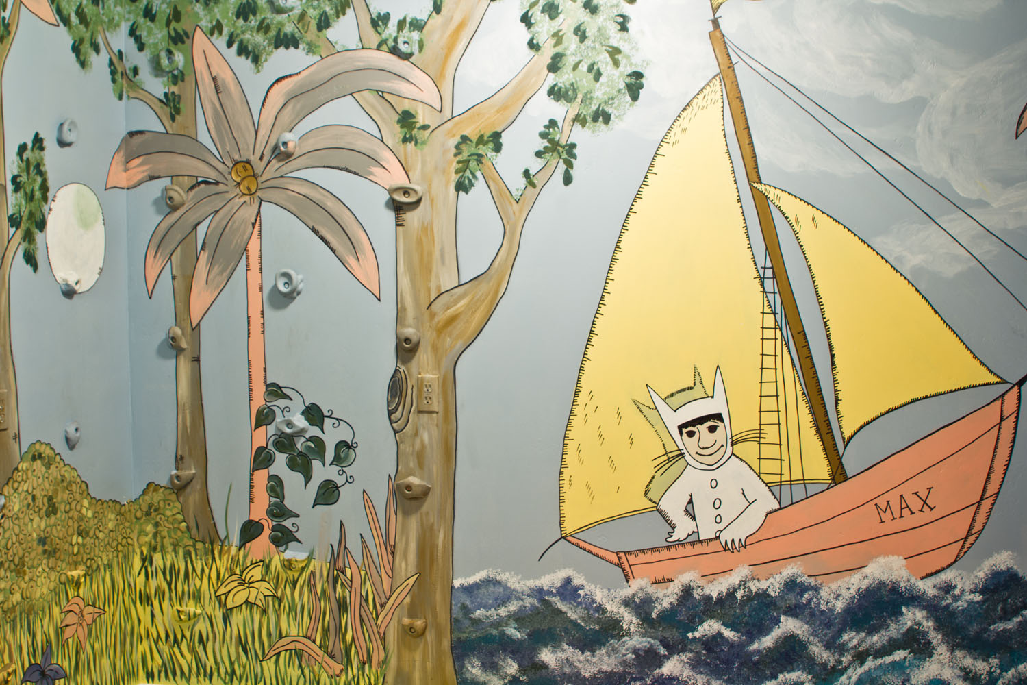 where the wild things are wall murals cassidy tuttle photography stay tuned birthday bbq peter pan wall murals